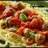 """""""Yaşasın makarna"""" diyenler için: Köfteli Spagetti"""