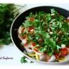 Balık sezonu açılış kutlaması: Sebzeli Palamut