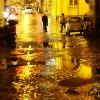 Roma sokaklarında sarı geceler