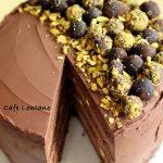 Çikolata ve Fıstığın Aşkı...