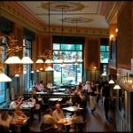 Budapeşte'nin eski ve güzel cafeleri...