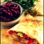 En Çok Tanınan Meksika Yemeği: Burritos
