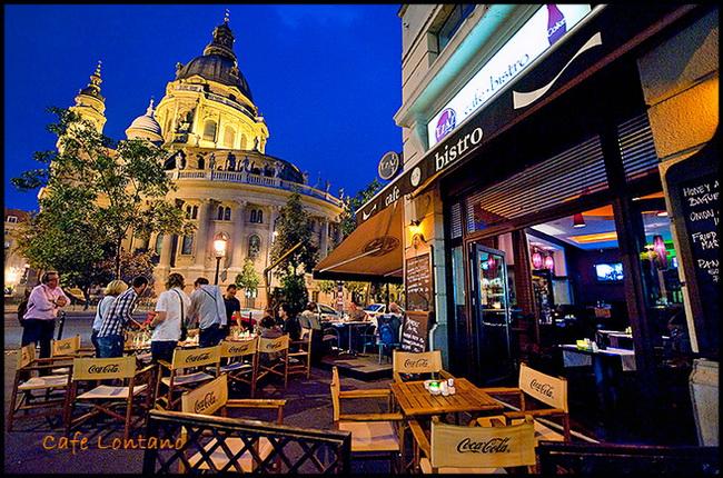 Cafe Ezaz Budapest