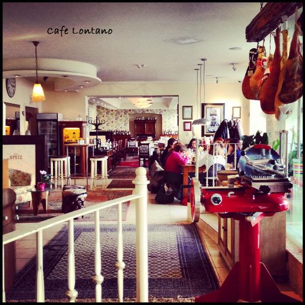 Cafe Speiz