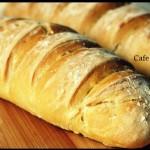 Evde ekmek yapmanın keyfi...