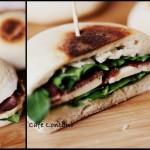 İngiliz sandviç ekmeği ve CafeLontano'nun favori sandviçi