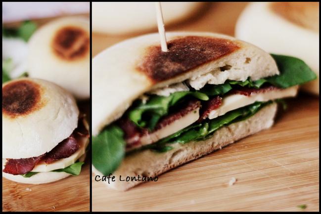Cafelontano sandvici