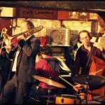 Paris gece hayatından bir jazz bar: Le Caveau de la Huchette