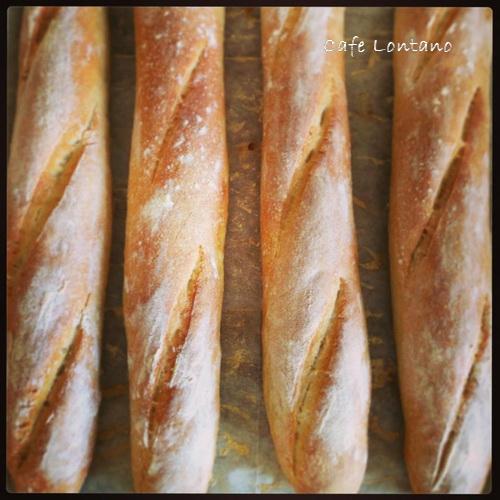 Lezzetli Ekmekler Serisi: Baget Parizyen