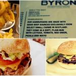 Londra'da Şahane Bir Hamburgerci: Byron Hamburgers