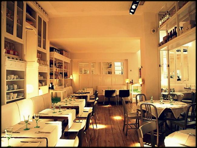 Madrid'te nefis bir restaurant: Bazaar