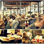 Madrid'in yemek festivali tadında pazarları
