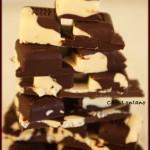 Evde Çikolata Yapımı: Fıstık ezmesi aşkına ithaf edilen çikolata...