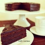 Pasta kitabında finale doğru: Cevizli, üzümlü ve bol çikolatalı pasta