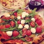 Roma'da nefis bir pizzacı:Dar Poeta Pizzeria