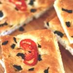 Bir İtalyan Klasiği: Focaccia Ekmeği