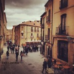 İspanya'da Kum Renkli Şehir: Salamanca