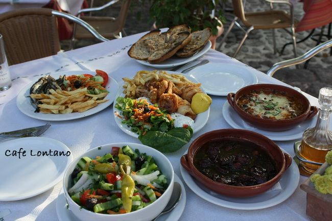 Midilli, Tropicana Restaurant, Molyvos, Lesvos