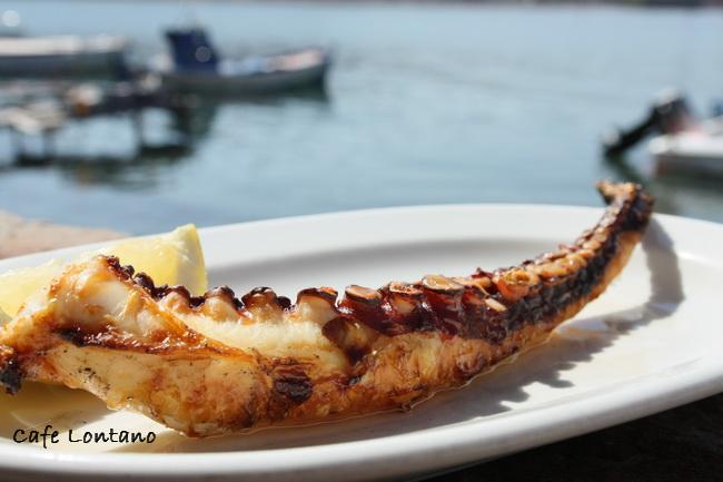Dimos Restaurant Midilli