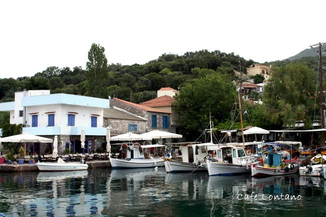Midilli Adası Lesvos