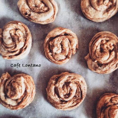 Haşhaşlı Çörek 1