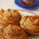 Tahinli Ballı Tarçınlı Çörek