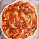 Cafelontano Pizzası: Evde İtalyan pizzası yapmak için gereken herşey