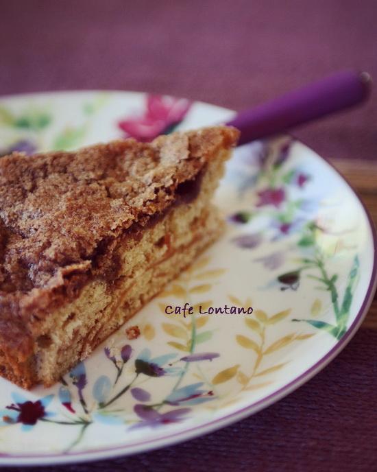 elmalı yoğun kek 3