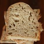 CafeLontano Usulü Ekşi Mayalı Ekmek ya da ekşi mayalı ekmek üzerine bir güzelleme