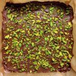 Pasta Serüvenimde Geldiğim En Güzel Nokta; Antep Fıstık Ezmeli Browni