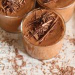 Dondurulmuş Çikolatalı Mus ile Yaza Giriş
