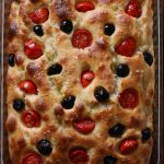 Ekşi Mayalı Foccacia Ekmeği