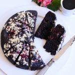 Vişneli ve Çikolatalı Kek